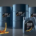 man genuine oil netrol